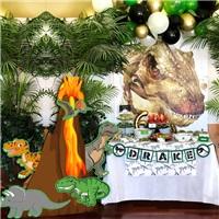Dinozorlar Ayaklı Pano