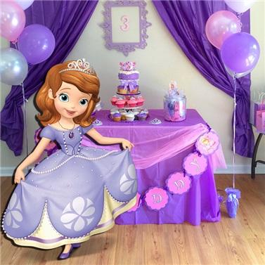 Prenses Sofia Ayaklı Pano