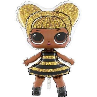 Lol Bebek Queen Bee Folyo Balon