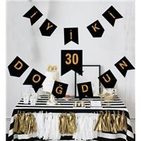 30 Yaş İyi Ki Doğdun Yazı