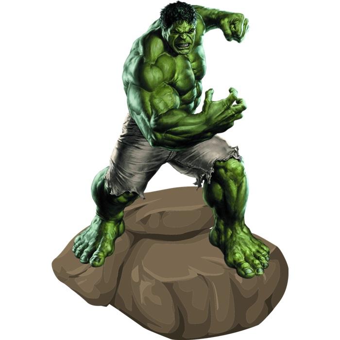 Hulk Ayaklı Pano
