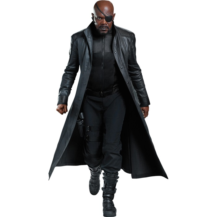 Yenilmezler Nick Fury Ayaklı Pano