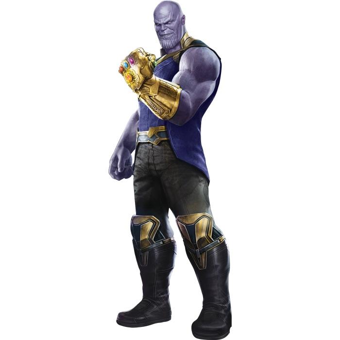 Yenilmezler Thanos Ayaklı Pano
