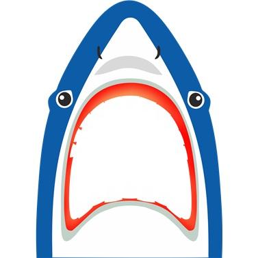 Baby Shark Çerçeve
