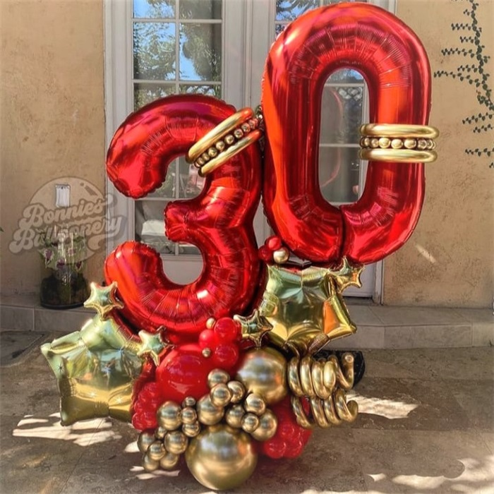 Doğum Günü Balon Demeti