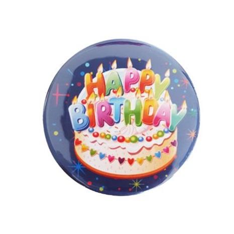 Happy Birthday Doğum Günü Rozeti