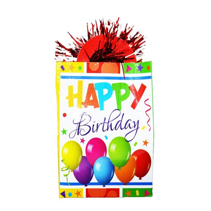 Balonlu Happy Birthday Balon Ağırlığı