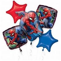 Spiderman Foylo Balon Demeti