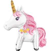 Unicorn Multi Folyo Balon