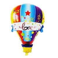 Love Paraşüt Folyo Balon