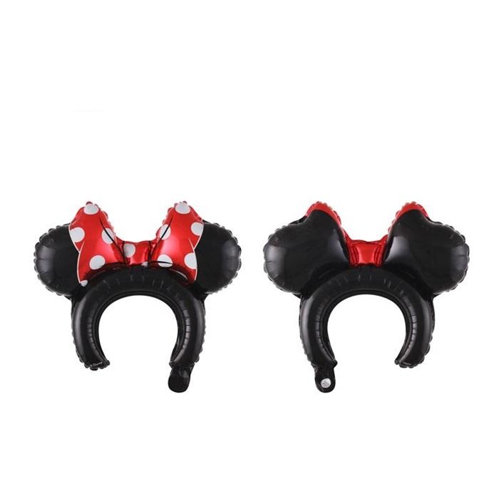 Minnie Mouse Taç Folyo Balon
