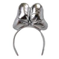 Minnie Mouse Gümüş Renkli Taç