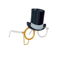 Şapkalı Parti Gözlüğü