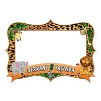 Safari Çerçeve Kişiye Özel