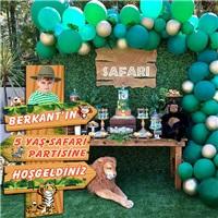 Safari Oklar Kişiye Özel