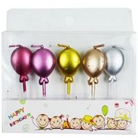 Renkli Balon Mum