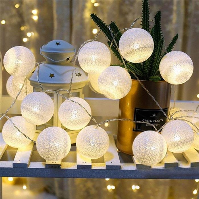 Beyaz Top Led Işık