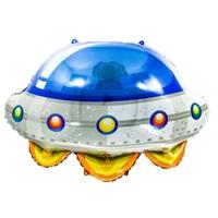 Uzay Ufo Aracı Folyo Balon