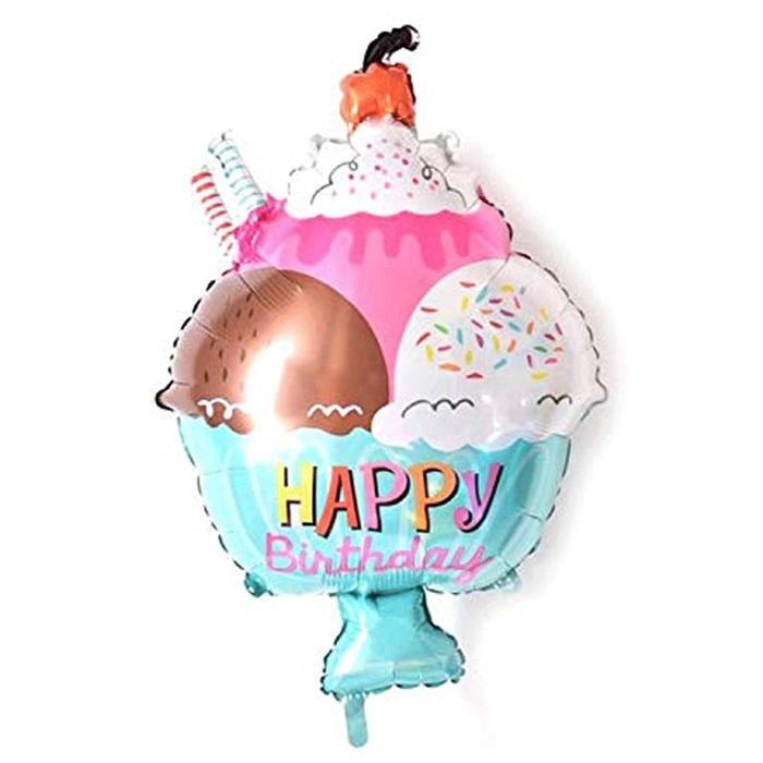 Dondurma  Folyo Balon