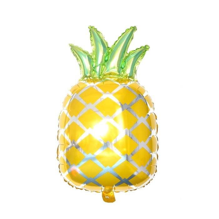 Ananas Folyo balon
