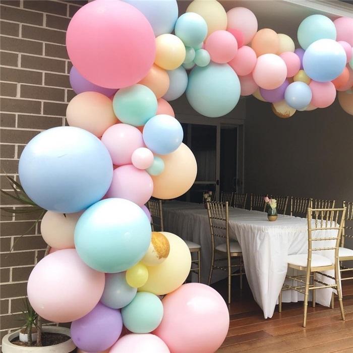 Soft Sarı Jumbo Balon