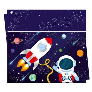Uzay Temalı Masa Örtüsü