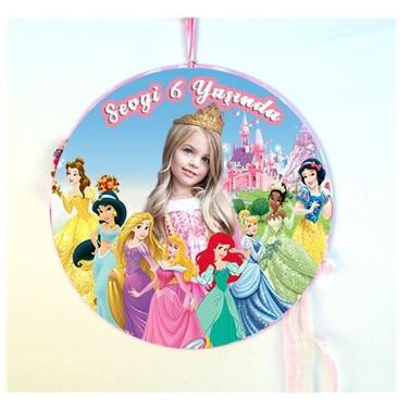 Prensesler Kapı Süsü Kişiye Özel