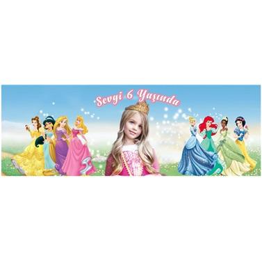 Prensesler Peçetelik Kişiye Özel