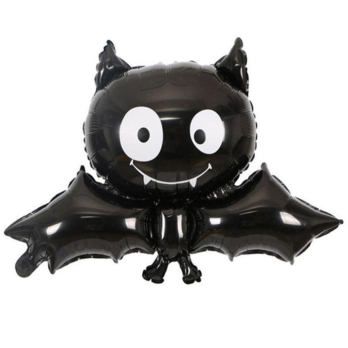Cadılar Bayramı Yarasa Folyo Balon