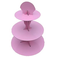 Cupcake Stand Pembe