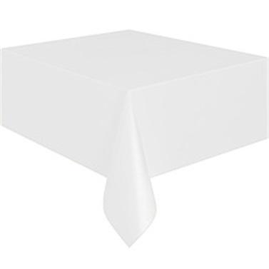 Beyaz Masa Örtüsü