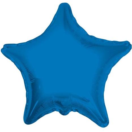 Folyo Balon Yıldız Mavi