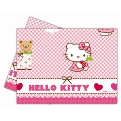 Hello Kitty Kalpli Masa Örtüsü