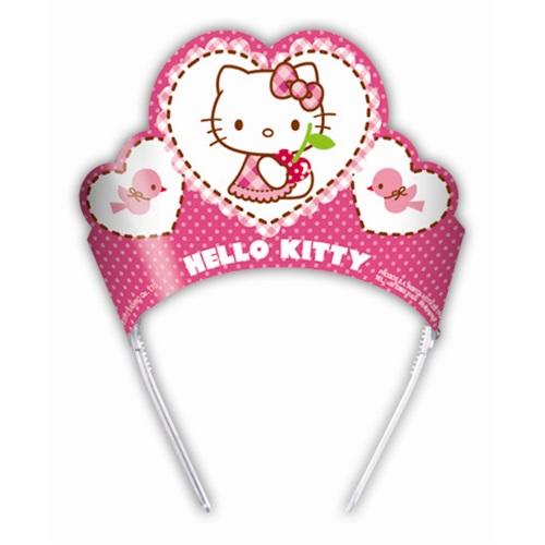Hello Kitty Kalpli Taç