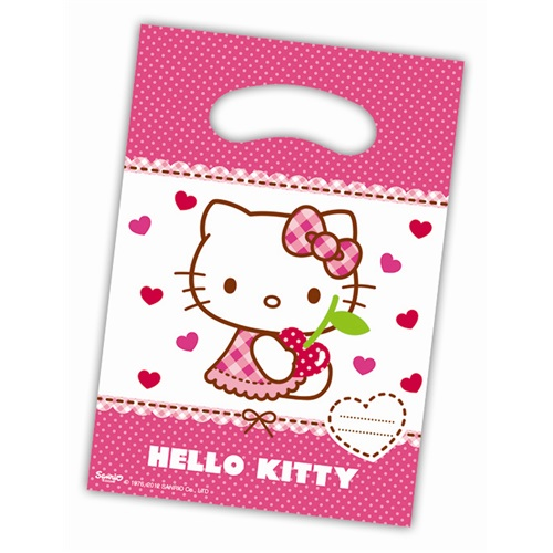 Hello Kitty Parti Çantası