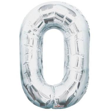 0 Folyo Balon Metalik