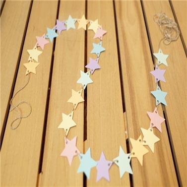 Dekorasyon Makaron Mini Yıldızlar