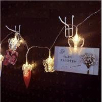 Kelebek Mandallı Sıralı Led Işık Sevgililer Günü Doğum Günü