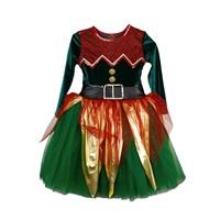 Yılbaşı Elf Kostüm Lüx
