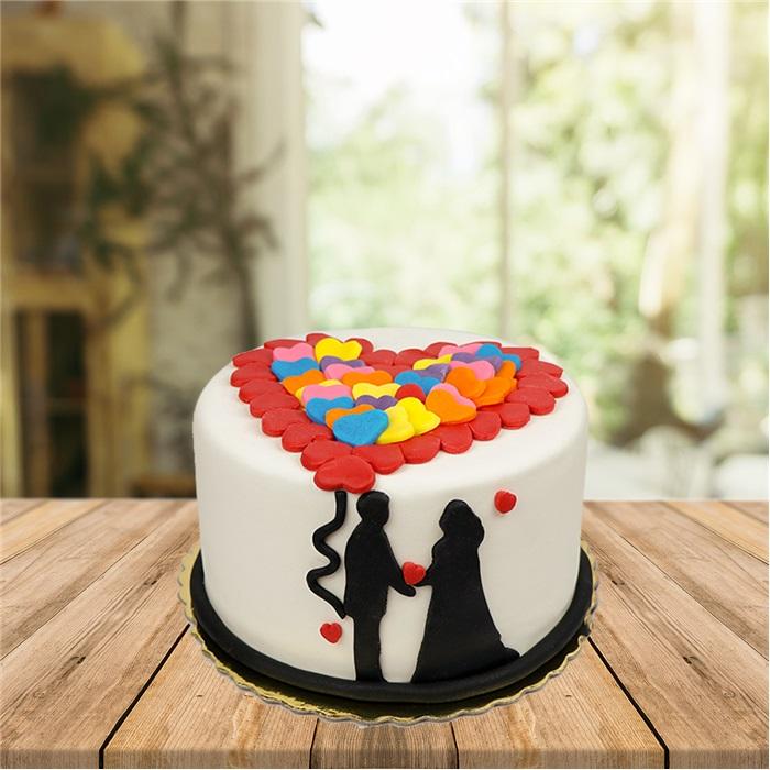 Canım Sevgilim Butik Pasta