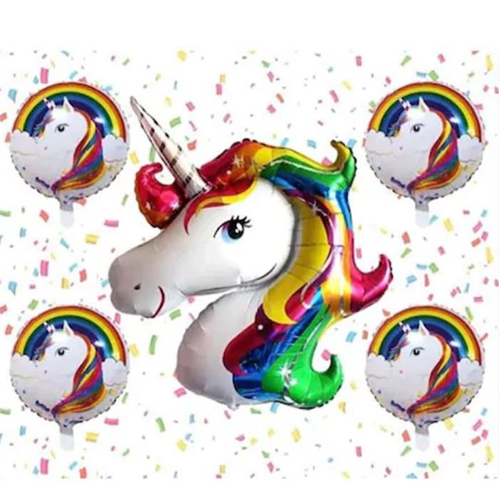 Unicorn Folyo Balon Demeti