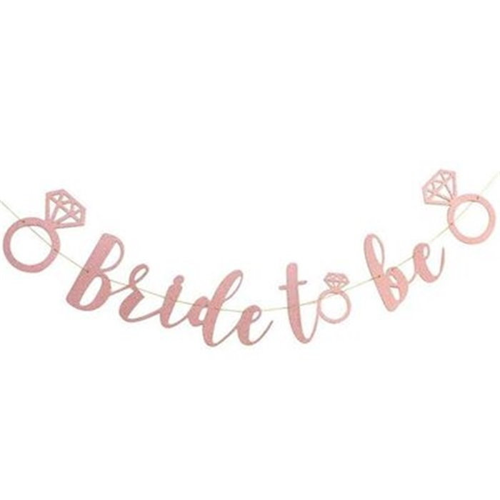 Bride To Be Banner