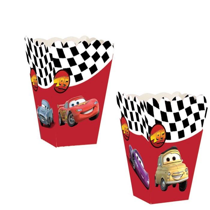 Cars Popcorn Kutusu