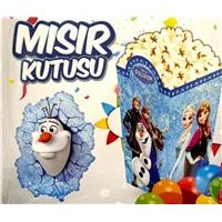 Frozen Popcorn Kutusu
