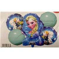 Frozen Balon Demeti