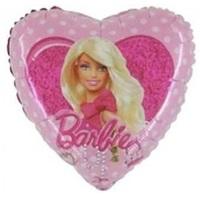 Barbie Bebek Folyo Balon
