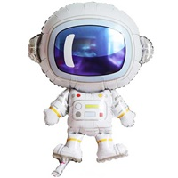 Astronot Folyo Balon