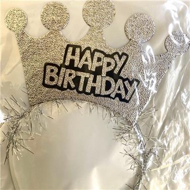 Happy Birthday Taç