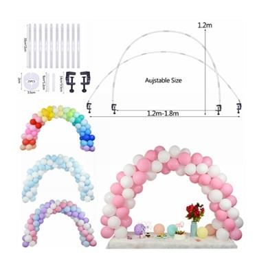 Masa Üstü Balon Zinciri Standı