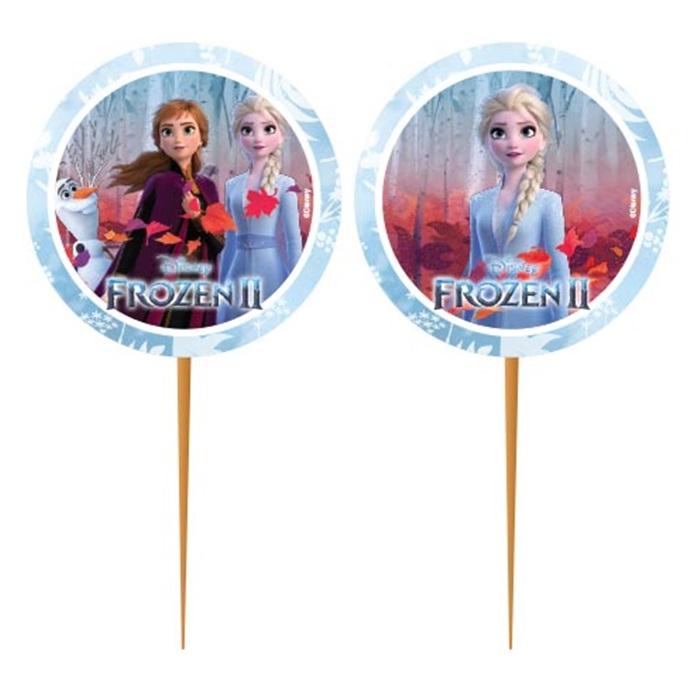 Frozen 2 Kürdan Süs